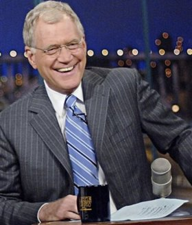 David Letterman Elvis Top Ten