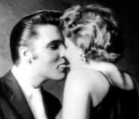 Famous Elvis Kiss Photos