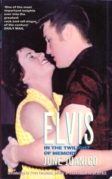 June Juanico Book on Elvis