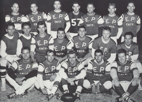 Memphis Mafia Football Team