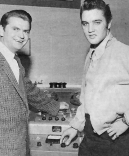 Sam Phillips and Elvis Sun Recirds