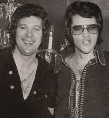 Tom Jones and Elvis in Vegas
