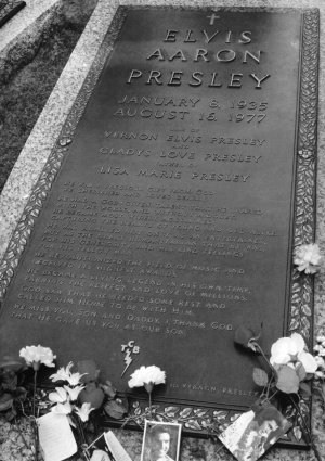 Elvis Presley Exhumed