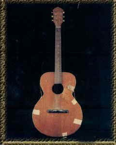 Elvis Presley First Guitar