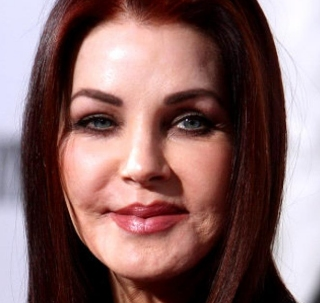 Priscilla Presley FaceLift Pictures