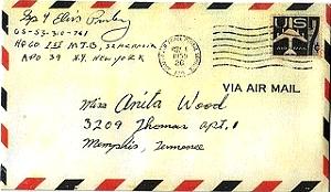 Elvis Love Letters