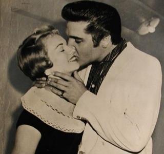 Anita Wood-Elvis Presley