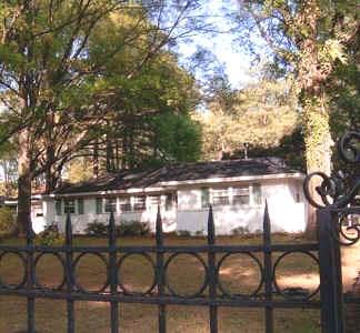 Elvis Presley First Home in Memphis