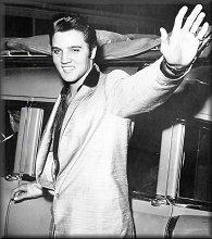 1950s Cadillac - Elvis Cars
