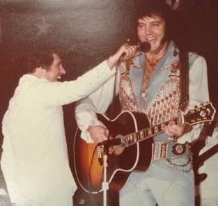 Charlie Hodges - Elvis Presley