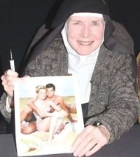 Rev Mother Dolores Hart Oscar