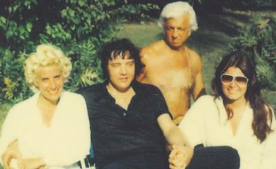 Dr Nick - Elvis Doctor with Elvis and Priscilla Presley