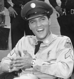 Elvis Hamilton Ventura Watch