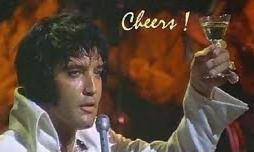 Elvis Cheers - Elvis Birthday