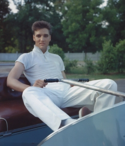 Elvis Golf Cart 1958