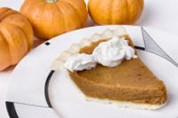 Elvis Halloween Pumpkin Pie