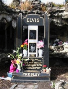 Elvis Grave Australia