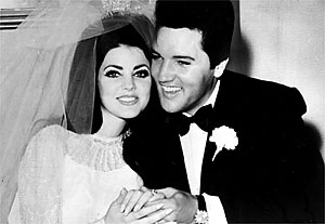 Priscilla and Elvis Vegas Wedding