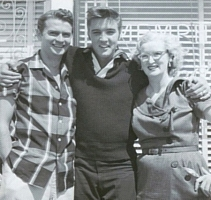 Sam Phillips - Elvis - Marion Keisker at Sun Studios