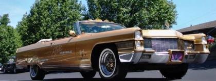 Elvis 1965 Cadillac Eldorado