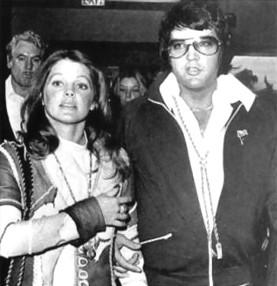 Priscilla Presley divorces Elvis Presley 1973