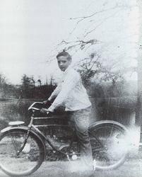 Elvis' Bike, Elvis Motorbikes, Elvis Harley Davidson