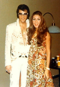 Elvis Presley Linda Thompson