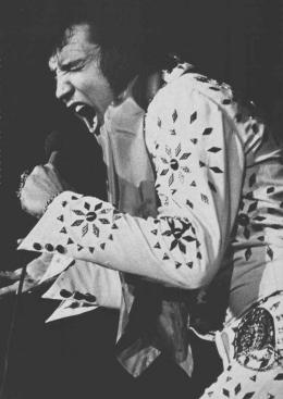 Elvis Presley Jumpsuit