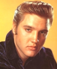 Elvis Presley Hair Styles - Blond 1957