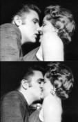 Famous Kiss Photo circa 1950s