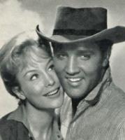 Barbara Eden Elvis Presley