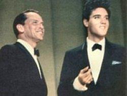 Frank Sinatra Welcome Back Elvis