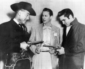 Elvis Gun Collection, Elvis Presley Guns