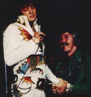 Elvis On Tour with JD Sumner