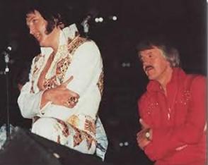 Elvis Presley JD Sumner 1975