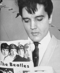 John Lennon - Elvis Presley