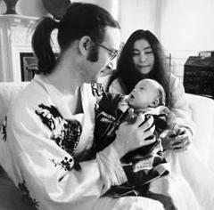 Famous Widow Yoko Ono