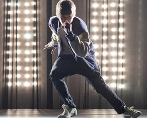Justin Bieber Elvis Impersonator