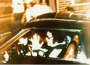 Last Photo of Elvis Presley