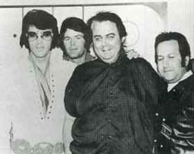 Memphis Mafia Gang - Elvis with the Memphis Mafia