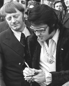 Red West Elvis Presley 1971