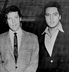 Tom Jones and Elvis Presley 1966