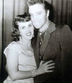 Wanda Jackson Elvis 1950s