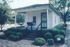 Elvis Birth Place - Tupelo, Mississippi