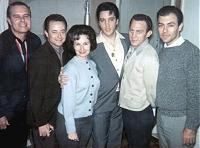 Ray Walker with Elvis