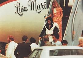 Lisa Marie Jet Plane