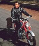 Roustabout, Elvis Motorbike